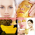 1 Компл. (All three маска-лица, глаз, шеи) золото, Коллаген Био Кристалл для Лица Лицо Глаз Шеи Маска Против Старения Морщин Маска