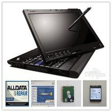 Alldata 10,53 авто ремонт программного обеспечения и Митчелл, по заказу программное обеспечение 2in1 hdd 1 ТБ установленная Версия с x200t ноутбук win7