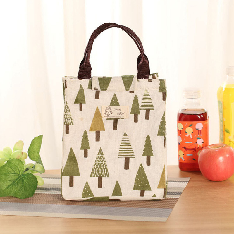 e136d772db Lunch Bags For Women Kids Men Girls Lunch Box Bags Tote Portable Food Boxes  Lunch Handbags For Students Special Purpose Bags