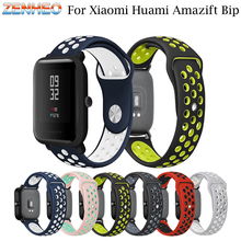 Replacement Watch band For Xiaomi Huami Amazfit Bip BIT PACE Lite Youth Band Silicone Strap Bracelet Belt For Huami Amazfit Bip