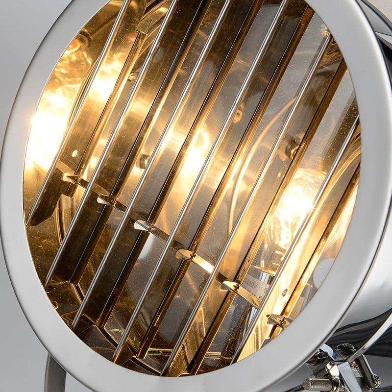 Moderna podna svjetiljka stativa stajaća svjetiljka Dnevna soba - Unutarnja rasvjeta - Foto 4