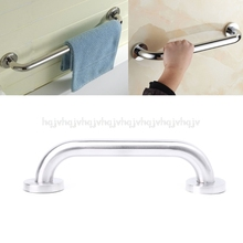 25cm Bathroom Shower Tub Handrail Stainless Steel Safety Toilet Support Rail Grab Bar Handle JUL04