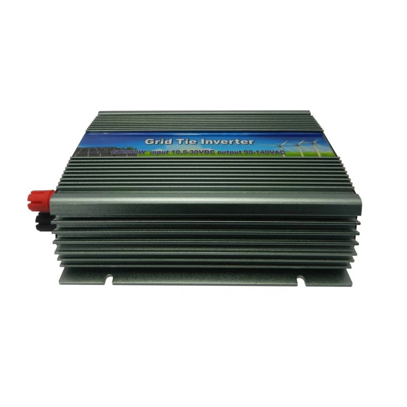 MAYLAR@ 600W Solar Power Grid Tie Micro Inverter With MPPT,Input 10.5-30VDC,Output 110V/120V/127VAC, For Vmp18V Panels solar power on grid tie mini 300w inverter with mppt funciton dc 10 8 30v input to ac output no extra shipping fee