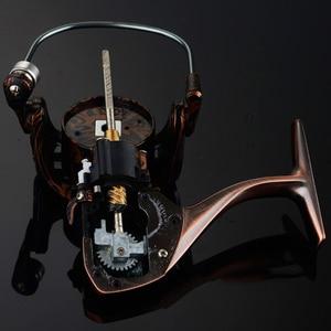 Image 2 - Carrete de pesca de metal completo de calidad YUYU carrete de pesca de castfish carrete de fundición de surf carrete giratorio para pesca de carpa carrete de arrastre 10kg