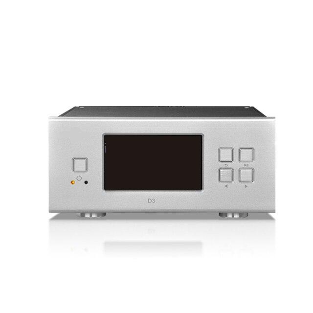 R-006  Audio SHINRICO D3 D3S turntable HIFI Digital Music Audio Player Support  FLAC APE WAV ALAC OGG DSD64 DFF DSF SACD ISO