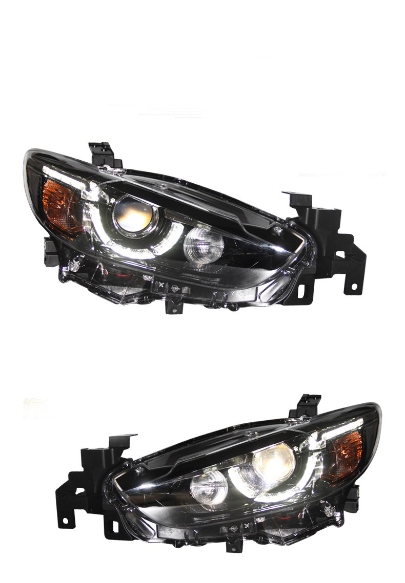Accessories DRL Car Double 2