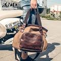 Novo estilo de moda Coreano dos homens causais das mulheres saco do mensageiro saco de ombro saco de lazer saco de viagem