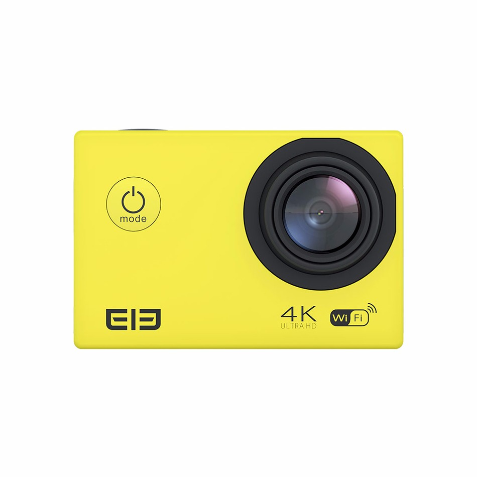 ELEPHONE ELE CAM EXPLOYER WIFI ALIWINNER V3 2 INCH TFT LCD 4K 15FPS WATERPROOF ACTION SPORT CAMERA  14