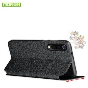 Image 5 - Funda de silicona Mofi para Xiaomi Mi 9se carcasa de cuero para Xiaomi Mi 9 SE, carcasa de silicona para Xiaomi Mi 9 SE