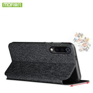Image 5 - Mofi für Xiaomi Mi 9se fall leder für Xiaomi Mi 9 SE fall silizium für Xiaomi Mi 9 SE fall TPU fundas Xiaomi Mi 9SE Abdeckung Shell