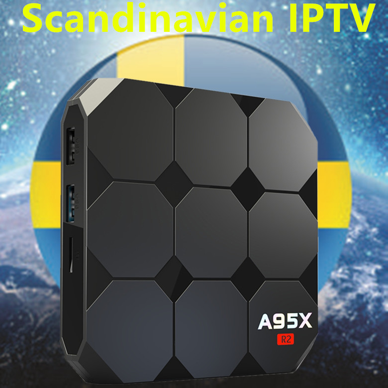 2018 New Arrival ESUNTV A95x R2 Android 7.1 BOX With 1 Year Europe/Sweden/French/Germany/Italy/XXX 4000+ Scandinavian channels 2017 new arrival esuntv free iptv android tv box 2 16g europe sweden french germany italy xxx 4000 scandinavian channels