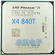 AMD Phenom II X4 840 T Процессор процессор Quad-Core(2,9 ГГц/6 м/95 Вт) разъем AM3 AM2+ 938 pin работает