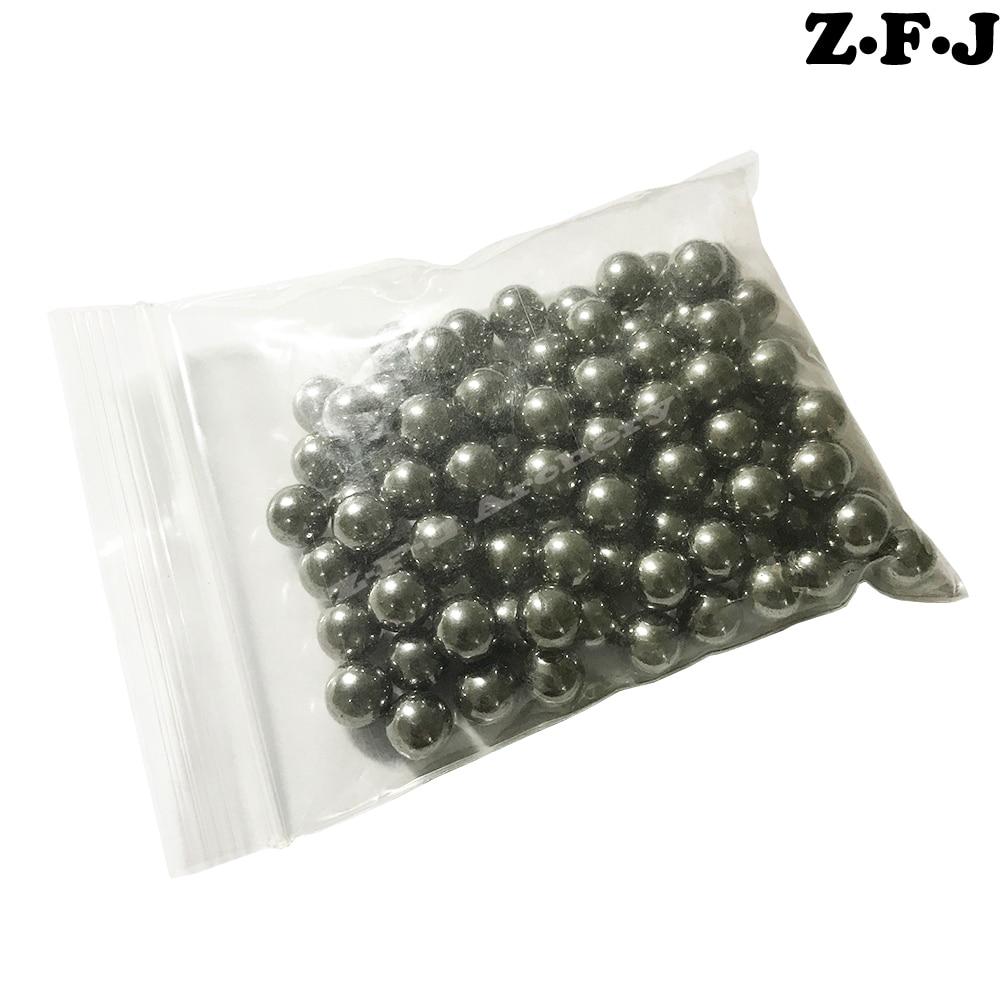 SLINGSHOT 50pcs steel-ball for slingshot  ball for catapult 50pcs