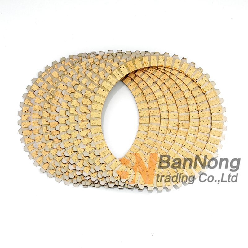 94 Suzuki Consumer Ratings: 8 Pcs Motorcycle Friction Plates Engine Clutch Disc For
