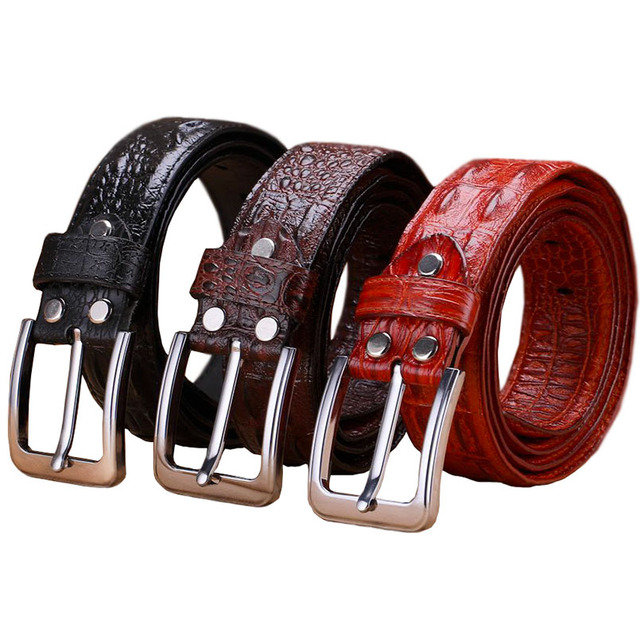 Classy Leather Belts for Men