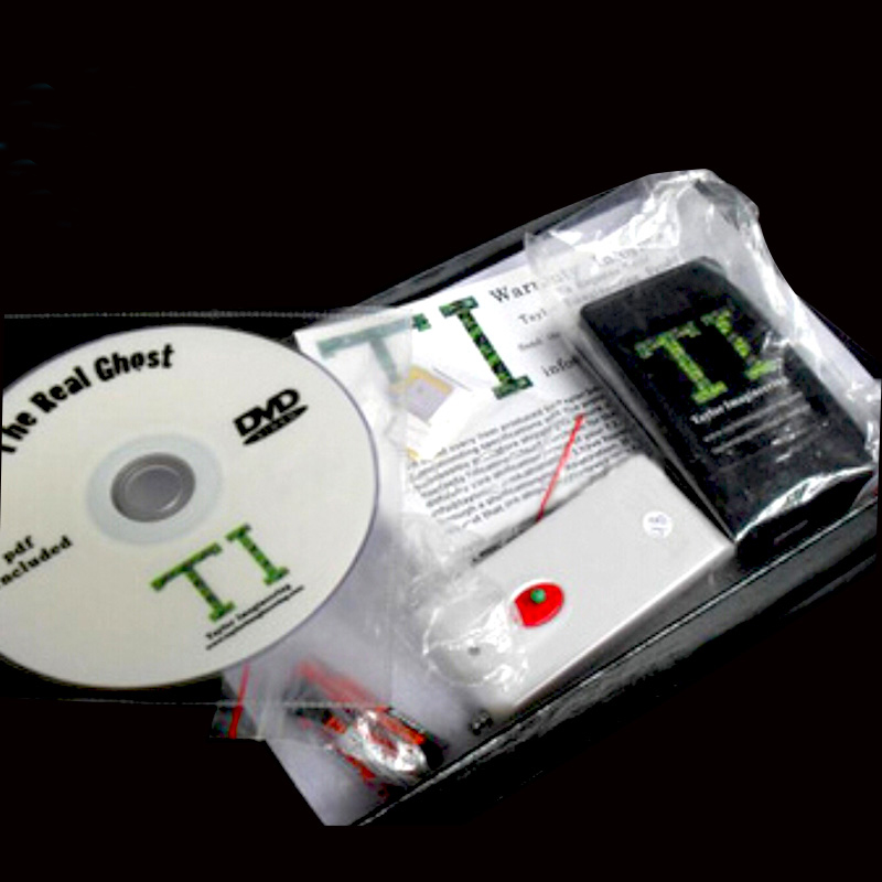 The Real Ghost 2.0  Magic Trick Stage Magic Props Comedy Card Close-up Mentalism Magic