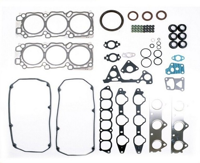 Full Gasket Set fit for MITSUBISHI 6G74/K89W Mitsubishi PAJERO II/MONTERO II/SHOGUN, MD975370 power steering oil pump assy for mitsubishi pajero montero shogun ii 3 0 3 5 l v6 6g72 6g74 mr267662
