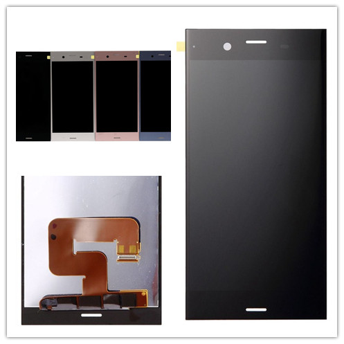 5,2 inch LCD für <font><b>SONY</b></font> <font><b>Xperia</b></font> <font><b>XZ1</b></font> Display Touch Screen Ersatz für <font><b>SONY</b></font> <font><b>XZ1</b></font> Dual LCD Display Modul <font><b>XZ1</b></font> G8341 g8342 LCD image