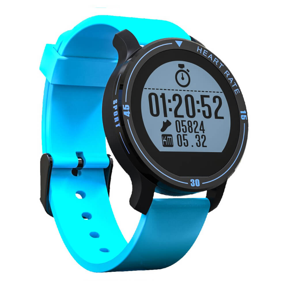 MAKIBES AEROBIC A1 SMART SPORTS WATCH BLUETOOTH DYNAMIC HEART RATE MONITOR SMARTWATCH S200 231407 12