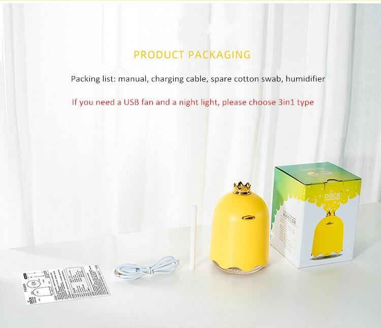 Diffuseur d'huiles essentielles Humidificateur d'air ultrasonique 250 ML en promo | OkO-OkO