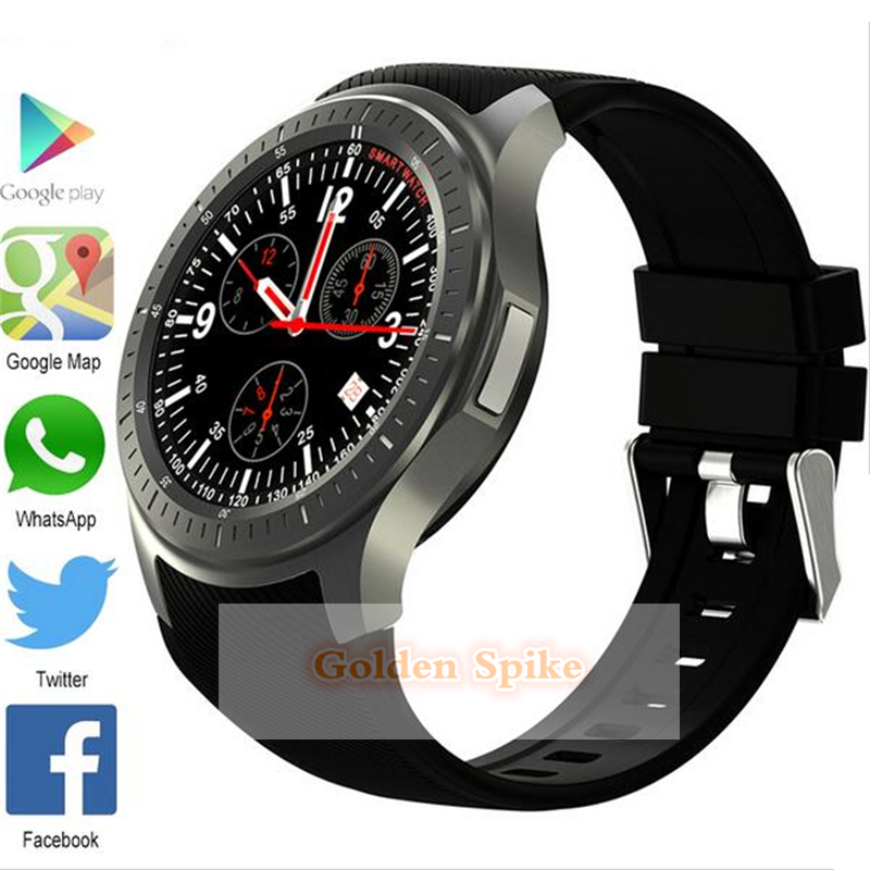 NEW kw88 Android 5.1 Smart Watch 512MB + 8GB Bluetooth 4.0 WIFI 3G Smartwatch Phone Wristwatch Support Google Voice GPS Map kw88 smart watch phone android bluetooth wifi support google play gps map mtk6580 quad core 1 39 inch screen smartwatch clock