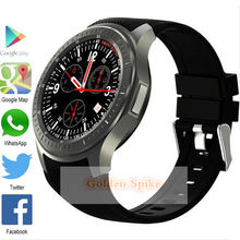 NEW kw88 Android 5.1 Smart Watch 512MB + 8GB Bluetooth 4.0 WIFI 3G Smartwatch Phone Wristwatch Support Google Voice GPS Map