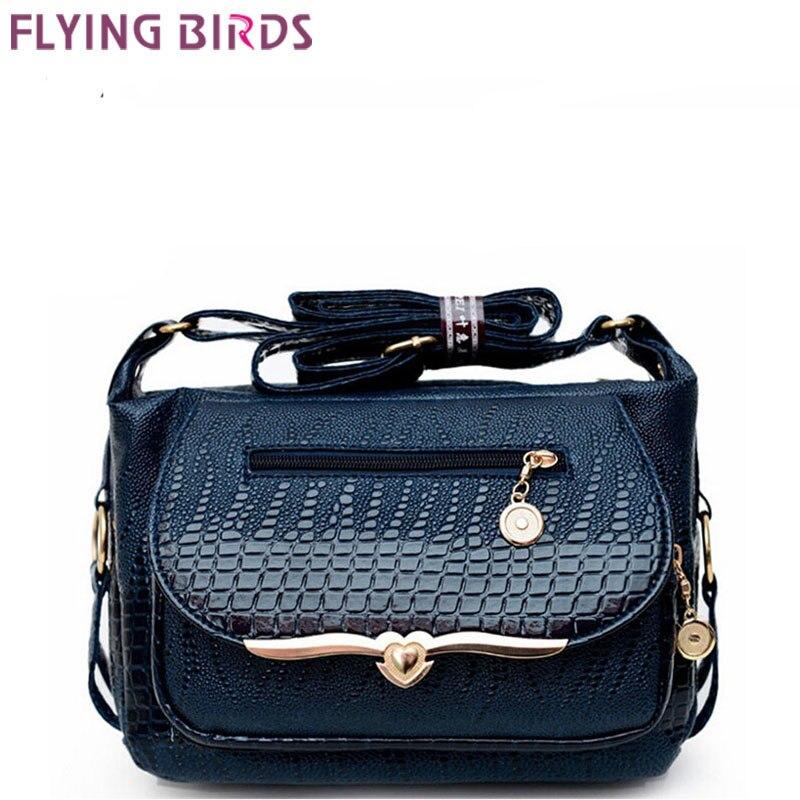 цена на FLYING BIRDS bags handbags women famous brands messenger bags mom tote mini high quality pouch women's tote LS4495fb