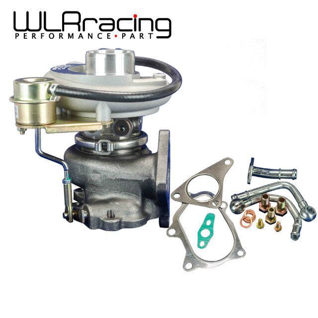 WLR RACING TD05 20g 8 TURBOCHARGER for Subaru WRX EJ20 EJ25 with actutor WLR TURBO037