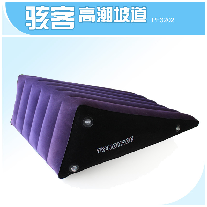 TOUGHAGE sex wedge PVC Sex furniture inflatable meubels PF3202 adult sex toys