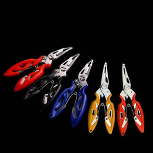 Scissor Tackle-Tool Lure-Cutter Hook-Remover Tongs Fishing-Plier Braid-Line Cutting -2