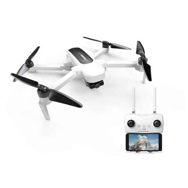 D'origine Hubsan H117S Zino GPS 5.8G 1KM bras pliable FPV avec caméra 4K UHD 3 axes cardan RC Drone quadrirotor RTF haute vitesse