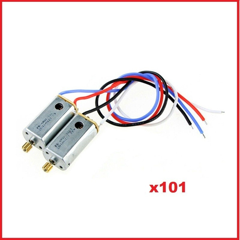 MJX R/C Technic X101 2.4G 6 axis RC Quadcopter /RC drone parts main motor free shipping