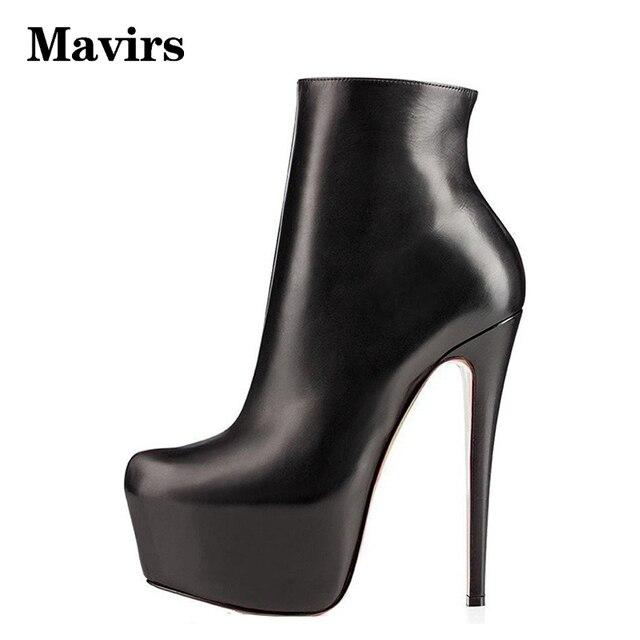 Mavirs High Heels Pumps Customized 5cm Platform Shoes Women's ...