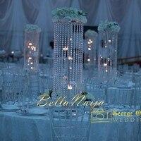 Estande da flor do casamento peça central Do Casamento suporte de vela 100 cm (H) suporte acrílico da vela Do Casamento de Prata Banquete Abastecimento 10 pçs/lote