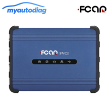 New Powerful Fcar FVCI Supports J2534 Protocol J 2534 Diagnose function and programming Tool as Autel MS908 PRO MS908P