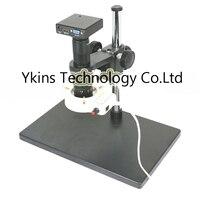 180X 300X измерения Full HD 1080 P HDMI VGA двойной Выход промышленный микроскоп Камера объектив U диск хранения фото Управление стенд