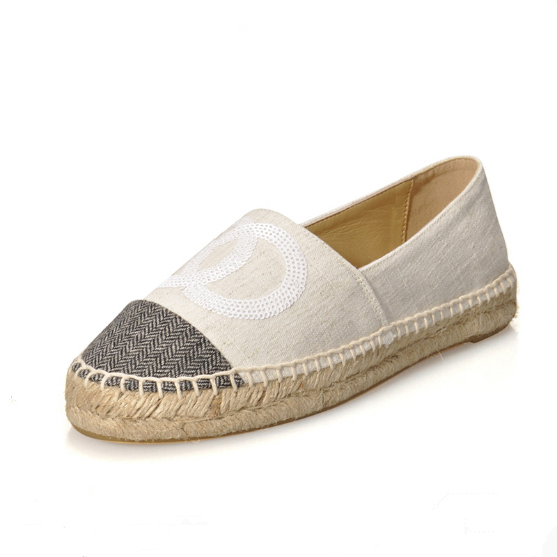 FITOW 2019 New Women Casual Fisherman Shoes Top Quality Genuine Leather Espadrilles Shoes Breathable Slip-on Loafers Flat ShoeFITOW 2019 New Women Casual Fisherman Shoes Top Quality Genuine Leather Espadrilles Shoes Breathable Slip-on Loafers Flat Shoe