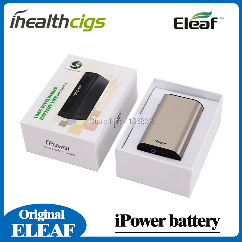 iPower battery 5