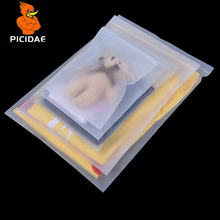 cpe Ziplock Frosted Cartilage Bone Translucent Bag Packaging Soft Plastic Electronic Product Clothing Cover Bed Linings Card