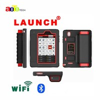 Original Launch X431 V Update Online X-431 V Scanner Bluetooth/Wifi auto diagnostic tool full set Free shipping