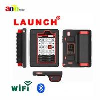 Orijinal X431 V Güncelleme Çevrimiçi X-431 V Tarayıcı Bluetooth/Wifi otomatik teşhis aracı tam set Ücretsiz kargo