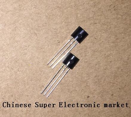 Транзисторы Общего Назначения 2SC2120-Y 2SC2120 C2120 TO-92 NPN, 50 шт.