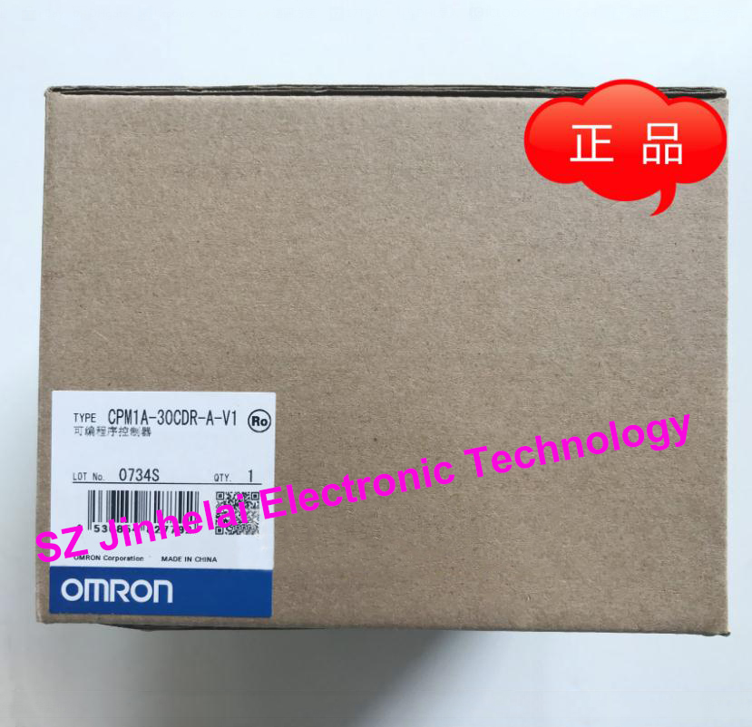 New and original CPM1A-30CDR-A-V1 OMRON Programmable controller цены