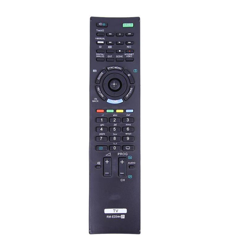 ALLOYSEED 1Pcs Replacement TV Remote Control For SONY RM-ED044 RM-ED050 RM-ED052 RM-ED053 RM-ED060 RM-ED046 TV Remote Controller new original rm pp760 for sony av system theater video remote control rm aap002 rm pp411 at 4800dp 4850dp 5800dp ddw760 str k48