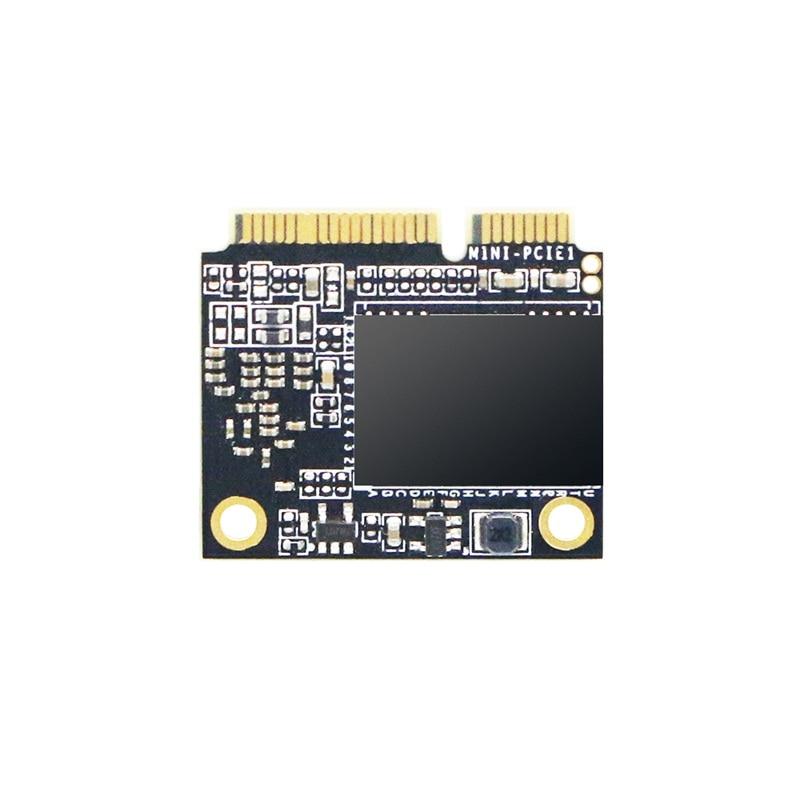 SSD mini Half size mSATA ssd 64GB 128GB 256GB 512GB HDD SATA III SATAII Module ssd msata for Windows 10 For ASUS/Dell notebook universal msata mini ssd to 2 5 inch sata 22 pin converter adapter card for windows2000 xp 7 8 10 vista linux mac 10 os new