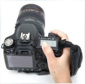 Image 5 - 소니 DSLR 카메라에 대한 캐논에 대한 니콘에 대한 고품질의 카메라 Correa 가짜 가죽 손 그립 손목 스트랩 사진 스튜디오 액세서리