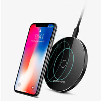 Ugreen Original Qi Wireless Charger For IPhone X 8 8 Plus Charging Pad For Samsung S8