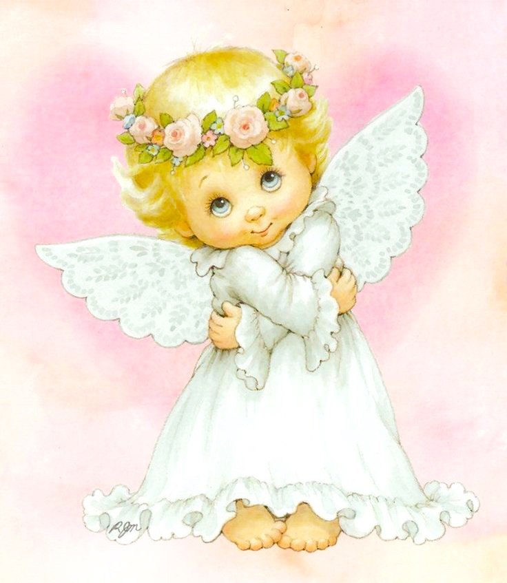 Белый ангел открытки, поздравление картинках очень