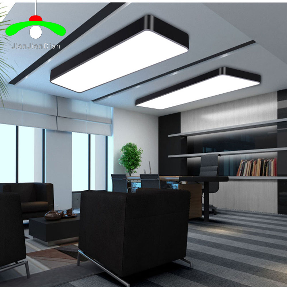 Modern Led Ceiling Lamp Dimmable Light Bedroom Lamp Square Dining Room White Warm White