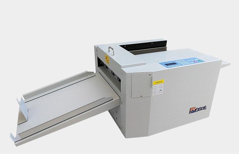 2019 Professional Digital Paper Creaser and Perforator Art Paper Creasing and Perforating Machine book spine making
